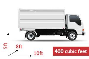 Average Junk Hauler Truck